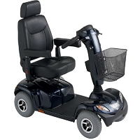 Invacare-Comet-Mobility-Scooter-Onnx-Blue