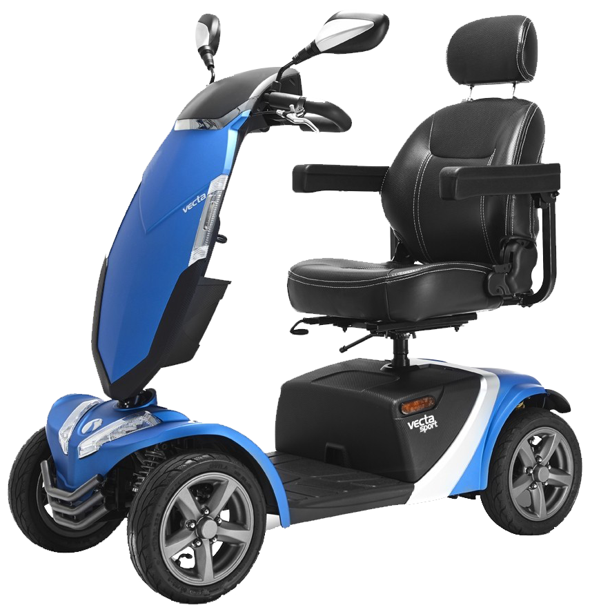 The mobility centre for Motor scooter blue book
